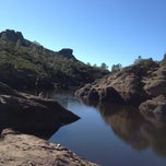 Photo taken at Pinnacles National Park by Kelley H. on 1/16/2012