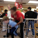 Photo taken at Wendy's by Derek K. on 11/26/2011