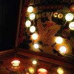 Photo taken at Mas Tacos Por Favor by Sarah J. on 2/18/2012