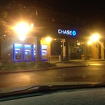 Photo taken at Chase Bank by Pomme L. on 10/31/2011