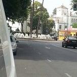 Photo taken at Avenida Reina Mercedes by CARLOS on 7/26/2012
