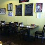 Photo taken at Blackbird Cafe by Tejandrea on 5/14/2012
