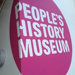 Photo taken at People's History Museum by Alejandra A. on 7/11/2012
