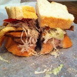 Photo taken at Primanti Brothers by Ryan Z. on 8/8/2012