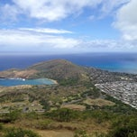 Photo taken at Koko Head Trail by Erik D. on 5/4/2012