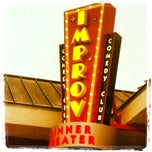 Photo taken at Improv Comedy Club and Dinner Theatre by Lizette R. on 8/22/2012