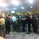 Photo taken at BBVA Bancomer Sucursal by Wilfrido V. on 4/2/2012