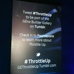 Photo taken at Throttle Up: Interactive Hologram Experience by Deanna D. on 5/11/2012