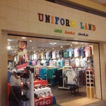 Photo taken at Uniform Land - Northwoods Mall by Sylvester M. on 7/6/2011