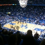 Photo taken at Rupp Arena by Stephanie R. on 12/22/2011