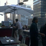 Photo taken at Henry's Roof Top Bar - @RSHotel by Yuki on 8/24/2011