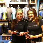 Photo taken at lululemon athletica by Geoffrey S. on 2/18/2012