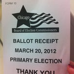 Photo taken at Eastwood Towers Polling Place by Kat H. on 3/20/2012