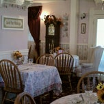 Photo taken at Mrs B's Tea Parlor by Stacey J. on 9/16/2011