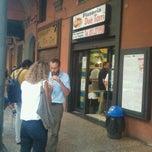 Photo taken at Pizzeria Due Torri by ersavas on 9/9/2011
