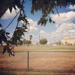 Photo taken at Eistetter Baseball Field & Park by Gamma H. on 9/1/2012