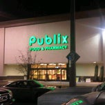 Photo taken at Publix Super Market at Shoppes at Boot Ranch by Richard C. on 12/5/2011