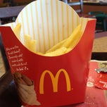 Photo taken at McDonald's by Devon L. on 1/19/2012