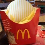 Photo taken at McDonald's by Devon L. on 1/19/2012