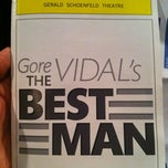 Photo taken at THE BEST MAN on Broadway by Scott C. on 3/20/2012