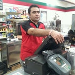 Photo taken at 7-Eleven by Patrick N. on 1/29/2012