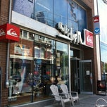 Photo taken at Quiksilver Toronto by Peter C. on 7/24/2011