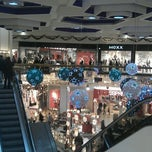 Photo taken at Shopping City Süd by Gabor R. on 12/28/2011