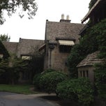 Photo taken at Edsel & Eleanor Ford House by Scott M. on 9/2/2012