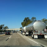 Photo taken at I-405 (San Diego Freeway) by Beth M. on 11/25/2011