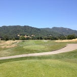Photo taken at Sonoma Golf Club by Zachary B. on 5/31/2012