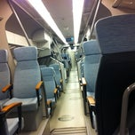 Photo taken at Malpensa Express (Cadorna) by Diego R. on 12/10/2011