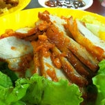 Photo taken at Cơm Gà Ba Đình by Chuyen mua T. on 8/19/2011