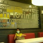 Photo taken at McDonald's by Fauzi M. on 9/7/2011