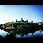 Photo taken at Parliament Hill by Abdullah H. on 8/2/2012