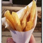 Photo taken at French Fry Heaven by Thomas L. on 2/17/2012