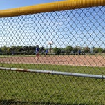 Photo taken at Expressway Field by Ashlee A. on 5/17/2012