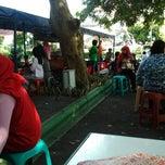 Photo taken at Asinan Bogor, Taman Topi by Gunawan W. on 6/2/2012