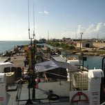 Photo taken at Martin Harbor Island by Winston S. on 8/27/2012