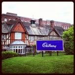 Photo taken at Bournville Staff Shop (Cadbury World) by Monika M. on 6/27/2012