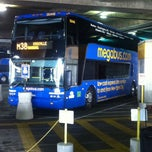 Photo taken at Megabus DC Stop by Thirdchai S. on 8/2/2012