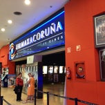 Photo taken at Cantones Cines by Gus S. on 8/12/2012