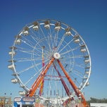 Photo taken at Kansas State Fairgrounds by Cheryl G. on 9/10/2012