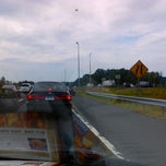 Photo taken at I-95 North/South HOV Lanes by adrian s. on 9/1/2012