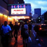 Photo taken at The Joyce Theater by Aaron K. on 7/21/2012
