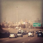 Photo taken at I-75 Rouge River Bridge by Jessica B. on 3/14/2012