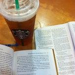 Photo taken at Starbucks by Christy on 7/24/2012
