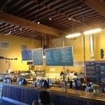 Photo taken at Lucky Labrador Beer Hall by John C. on 6/27/2012