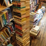 Photo taken at Sixth Chamber Used Books by Brian B. on 9/3/2012