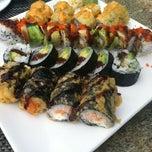 Photo taken at Ichiban Japanese Sushi (一番) by Daniel G. on 5/22/2012