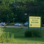 Photo taken at Lansing Golf Range by CJ D. on 6/16/2012
